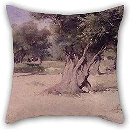 Amazon com: Pillowcase Of Oil Painting Vasilii Polenov