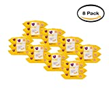 PACK OF 8 - Parent's Choice Fresh Scent Baby Wipes, 3CT/PCK