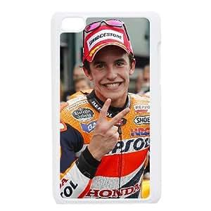 Marc Marquez iPod Touch 4 Case White Jvjmt