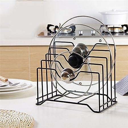 Estantes de almacenamiento de cocina, utensilios de cocina Organizador Estante Bandeja para hornear y bandeja Bandeja de almacenamiento: Amazon.es: Hogar