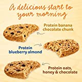 belVita Protein Soft Baked Oats, Honey