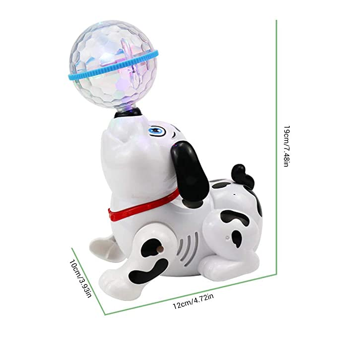 Dancing Amazing Ball Flash Light /&Music Electric SHINE Funny Toy Baby Soft GIFT