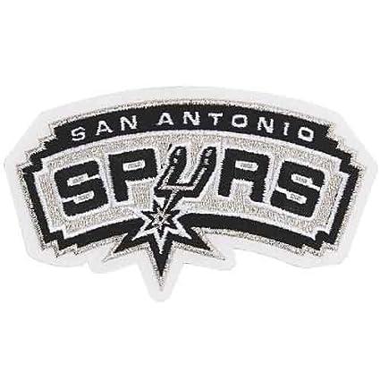 Amazon Nba San Antonio Spurs Embroidered Team Logo Collectible