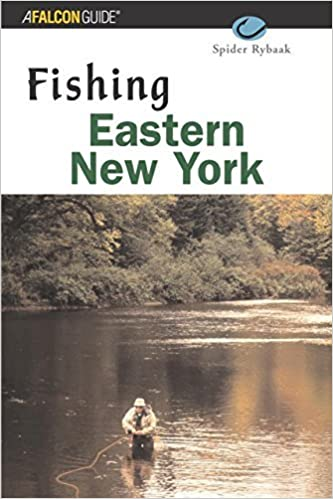 Book Fishing Eastern New York (Fishing Series) by Spider Rybaak (2003-10-01)