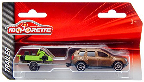 Dacia Duster with Go Kart Trailer 3-inch Toy Car for sale  Delivered anywhere in USA
