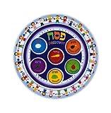 Childrens Melamine Seder Plate Pack of 6