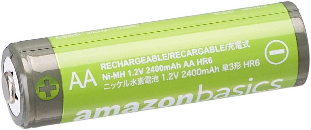 Amazon Basics Aa Batterien Mit Hoher Kapazität Elektronik