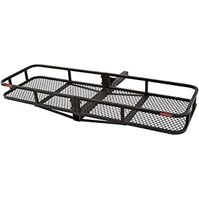 Rage Powersports CCB-F6020-DLX 60' Folding Hitch Cargo Carrier Basket