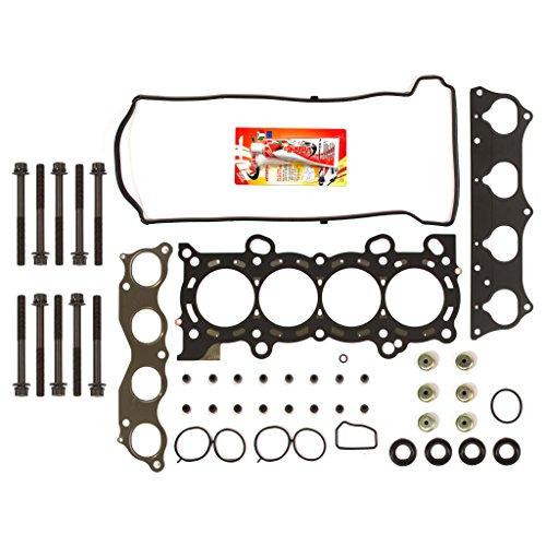 Fits 02-06 Honda CRV 2.4 K24A1 DOHC Head Gasket Set Head Bolts (Honda Crv Cylinder Head)
