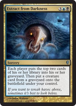 Magic: the Gathering - Extract from Darkness (45/65) - Conspiracy (Mtg Extract From Darkness compare prices)