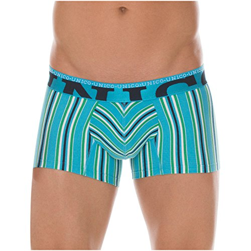 Mundo Unico Cotton Striped Pouch Boxers Briefs Calzoncillos para Hombres at Amazon Mens Clothing store: