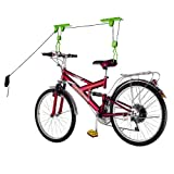 Bicycle Storage Lift Bike Hoist - Set of 2