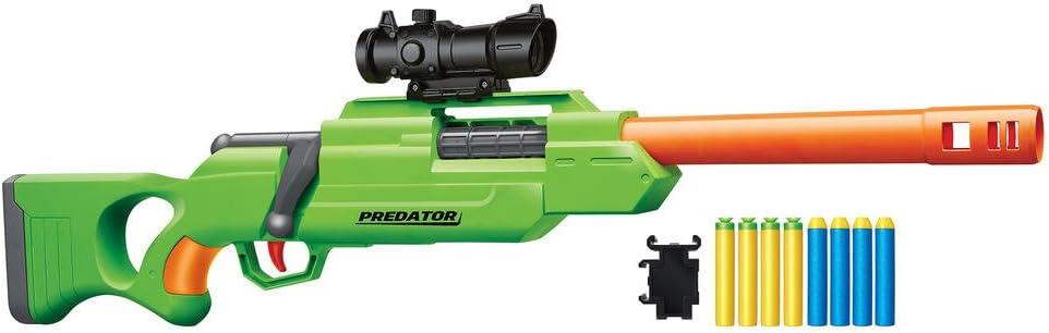Amazon Com Air Warriors Predator Dart Blaster Toys Games