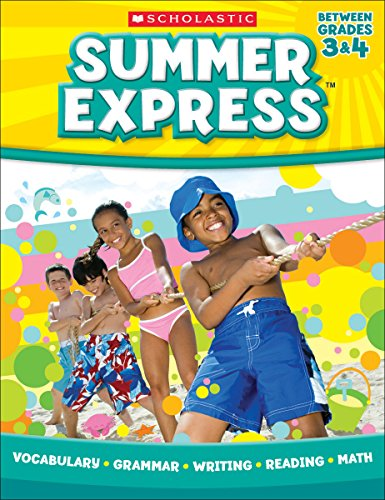 Scholastic Summer Reading - Summer Express Between Third and Fourth Grade