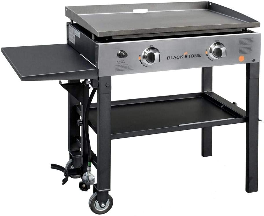 Best for grand parties: Blackstone 1605 Gas Griddle