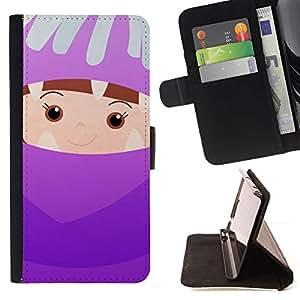 Momo Phone Case / Flip Funda de Cuero Case Cover - Cabrito lindo Madre Padres hijos de - Sony Xperia Z3 D6603