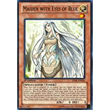 Yu-Gi-Oh! - Maiden with Eyes of Blue (SDBE-EN006) - Structure Deck: Saga of Blue-Eyes White Dragon - Unlimited Edition - Super Rare by Yu-Gi-Oh!