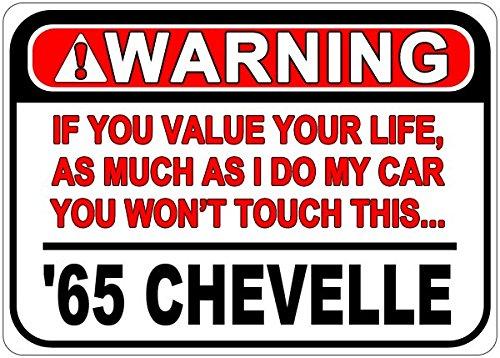 65 Chevy Chevelle - 8