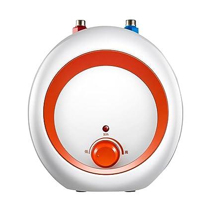 Calentador de agua instantáneo debajo del fregadero 6.6L 1.5kw Calentador de agua eléctrico bajo