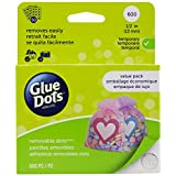 Glue Dots 8388 Adhesives Removable Sheets Value Pack