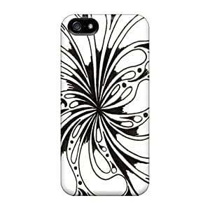 High Quality Mialisabblake Doodle Skin Case Cover Specially Designed For Iphone - 5/5s by icecream design