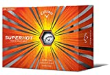 Callaway SuperHot Golf Balls - Box of 24, White