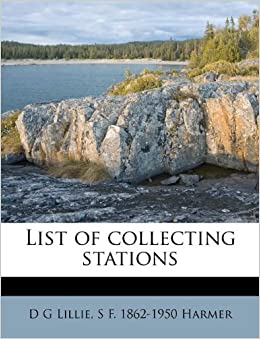 List of collecting stations