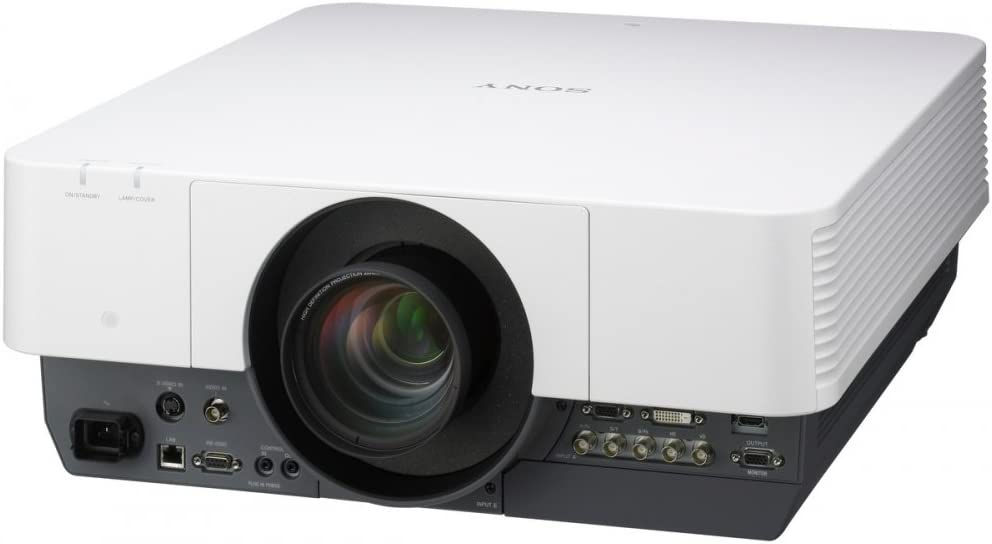 Sony VPLFW300L - Proyector (7000 lúmenes ANSI, LCD, WXGA (1366x768 ...