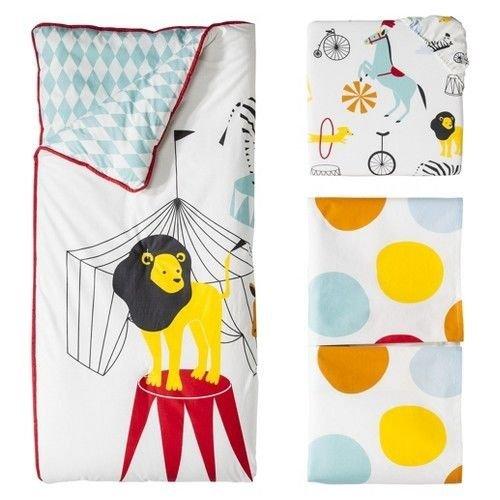 Room 365 Circus 3pc Crib Bedding ()
