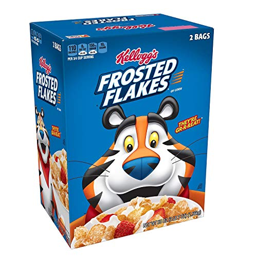 Expect More Kellogg's Frosted Flakes Cereal (55 oz.) ()