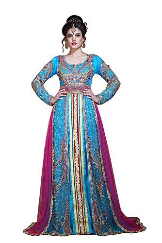 PalasFashion - Robe - Femme bleu bleu
