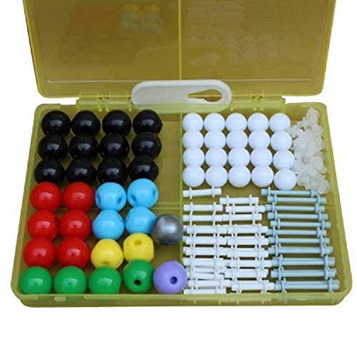 Coromose Practical Organic Chemistry Scientific Atom Molecular Models Links Kit