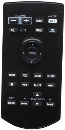 NEW AUTO STEREO CAR REMOTE CONTROL for PIONEER AVH-X4500BT
