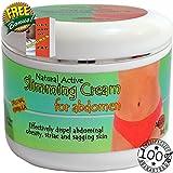 Agol Slimming Cream Anti Cellulite Abdomen Organic Natural Body Slimming Treatment, Skin Tightening Improves Sagging Skin - Slimmer Healthier Lifestyle Treatment, 7 Oz review