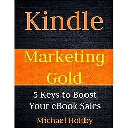 Kindle Marketing Gold