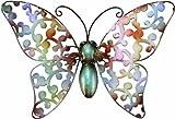 Regal Art & Gift Butterfly Wall Décor, Small, Blue