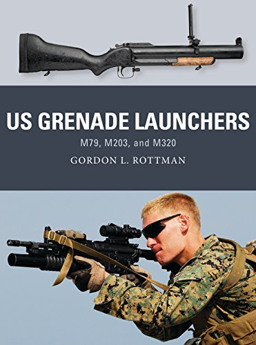 US Grenade Launchers: M79, M203, and M320 (Weapon Book 57) ()