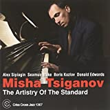 The Artistry Of The Standard by Misha Tsiganov (2014-02-18)