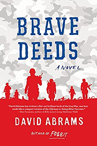book cover of Brave Deeds