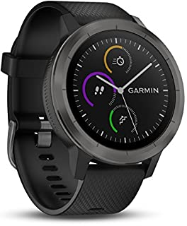 Garmin Vivoactive 3 Smartwatch, Black & Gunmetal, 010-01769-10 (B0751HV9QT) | Amazon price tracker / tracking, Amazon price history charts, Amazon price watches, Amazon price drop alerts