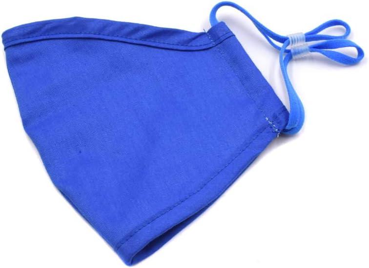 Azul Reutilizables y Lavables Antipolvo Calidad Mejorada para Ni/ños y Ni/ñas 1 Unidad