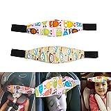 Car Seat Head Support Band Safety Pram Nap Holder
