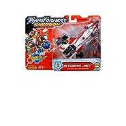 Transformers: Energon Deluxe Powerlinx Storm Jet Action Figure