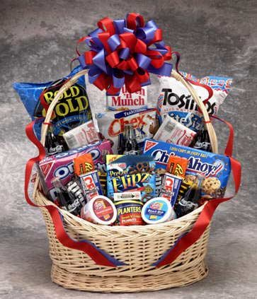 Coke Snack Works Gift Basket - XLarge by Organic Stores