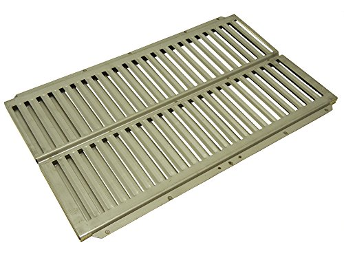 Music City Metals 99831 Stainless Steel Heat Plate Replac...