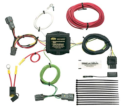 Hopkins 43955 Plug-In Simple Vehicle to Trailer Wiring Kit