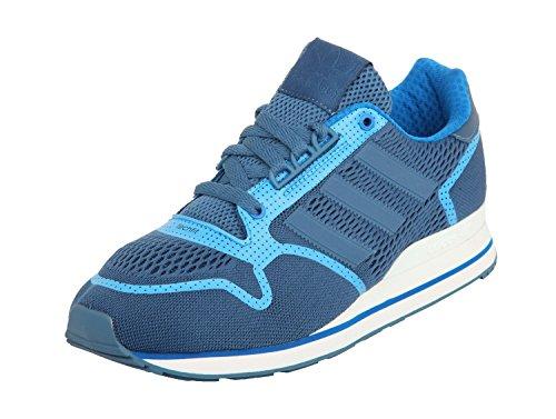 adidas Zx 500 Techfit - Zapatillas Hombre Azul
