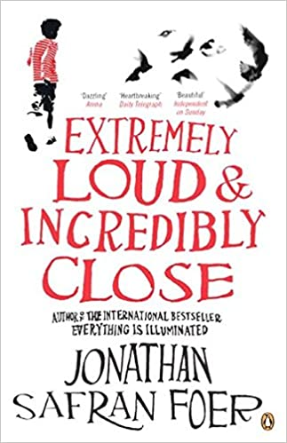 Extremely Loud And Incredibly Close Amazon Co Uk Jonathan Safran Foer 8601404410864 Books