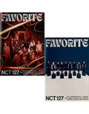 NCT 127 FAVORITE 3rd Repackage Album ( CATHARSIS / CLASSIC ) RANDOM Ver. 1ea CD+1ea Photo Book+1ea Book Mark+1ea Post Card+1ea Pendant Card+1ea Photo Card