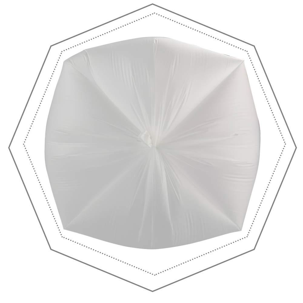 Sacchetti di Spazzatura 140 Sacchi Dynko 20L Sacchetti Compostabili Biodegradabili